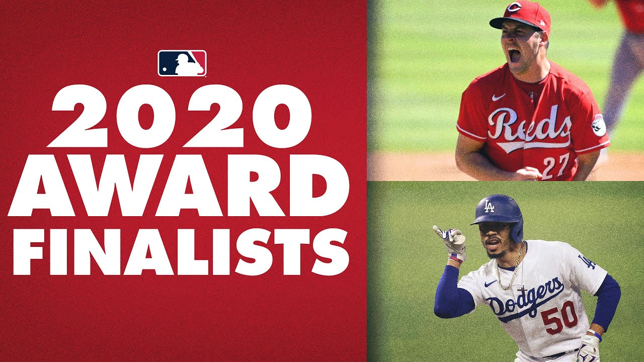 2020 MLB Award Finalists! (MVP, Cy Young, Rookie of the Year!)