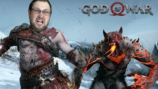 ДИКИЙ ЭКШЕН ► God of War #10