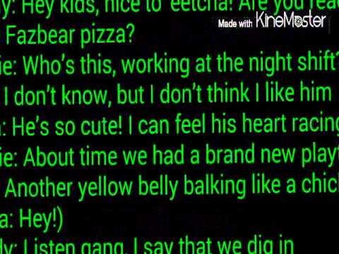 Fnaf stay calm lyrics