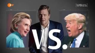 Das US-Wahlsystem - #Kleberklärt | ZDF