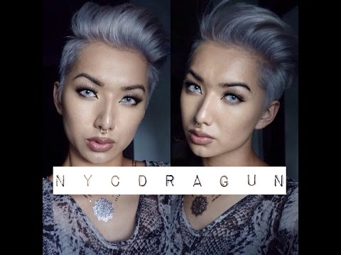 How To Get SILVER Hair | Nyc Dragun