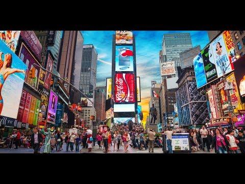 LIVE : NYC Times Square WebCam
