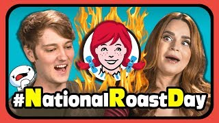 youtubers-react-to-nationalroastday