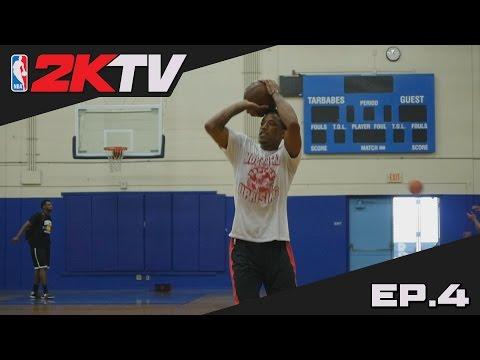 NBA 2KTV S2. Ep. 4 - DeMar DeRozan Pre-Season Workout & Pro-Am Updates