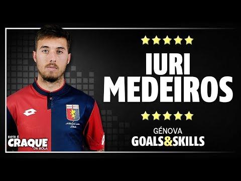IURI MEDEIROS ● Génova ● Goals & Skills