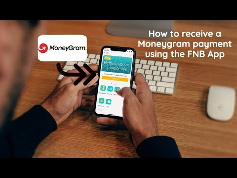 Download How to receive a MoneyGram payment using the FNB App