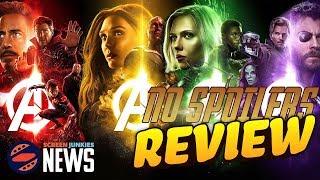Avengers: Infinity War - Review! (Non-spoiler)