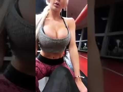 #Nicolette Shea workout thumbnail