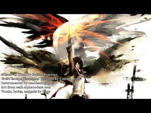 【Rage】Great Escape (Shingeki no Kyojin) Full English Fandub (redo)