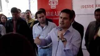 Presidente Aristíoteles Sandoval