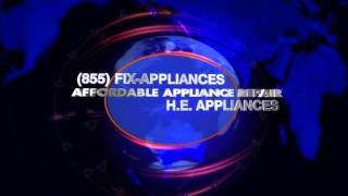 los angeles appliance repair service provider