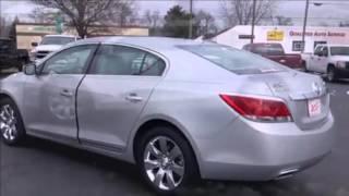 Buy A 2013 Buick LaCrosse In Elkhart