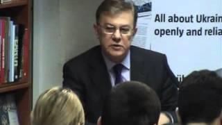 Володимир Лановий про валютну безпеку України