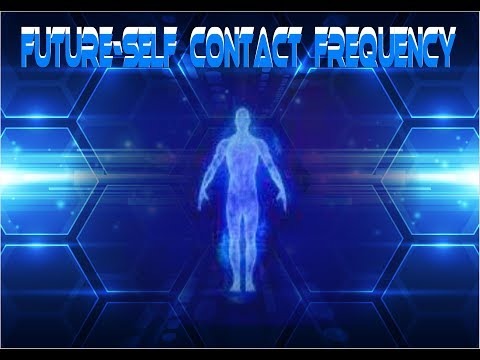 Future-Self Contact Frequency - Time-Travel Meditation Subliminal Binaural Isochronic Combo
