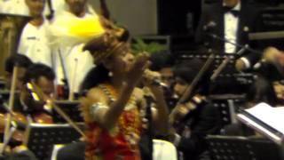 Pancasila Rumah Kita - Natalia Mandowen feat PS. Gita Bahana Nusantara
