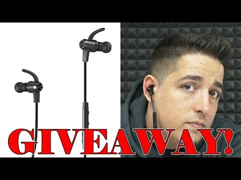Cheap Wireless Earbuds That Sound Great! + GIVEAWAY!