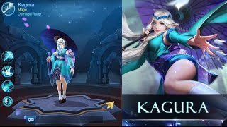 Mobile Legends Bang Bang Kagura , the Onmyouji Master! thumbnail