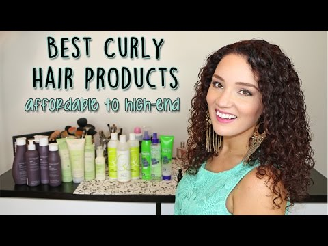 Best Curly Hair Products From Drugstore To High-End