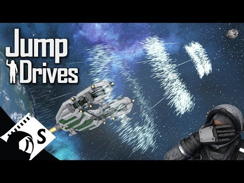 Space Engineers Tutorial: Jump Drives (tips, testing, tutorials for survival)