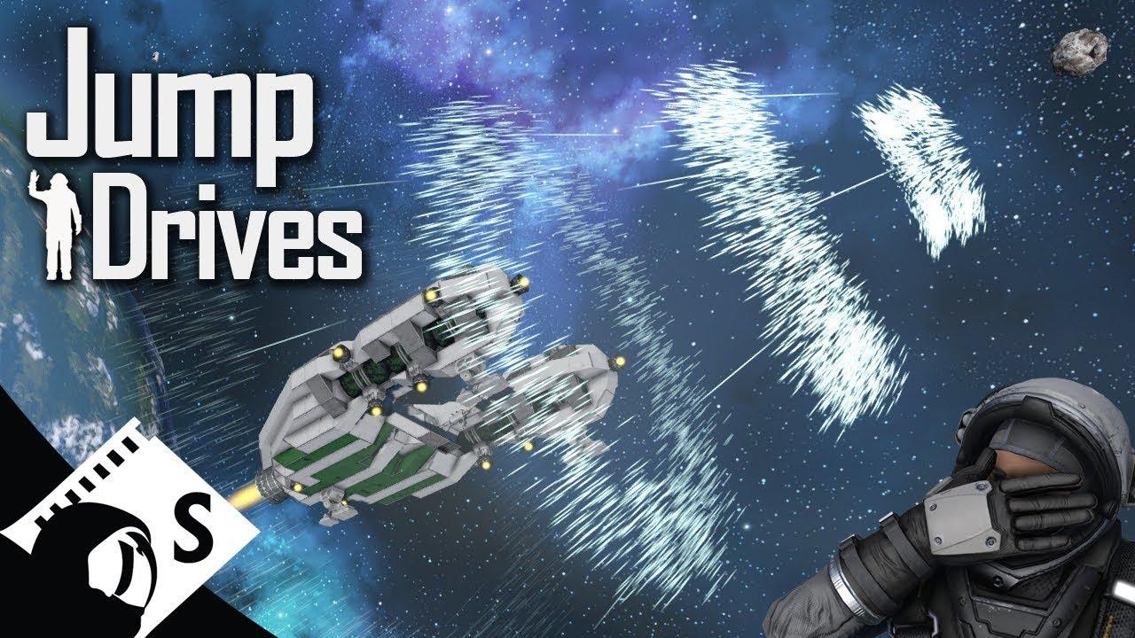 space engineers jump drive