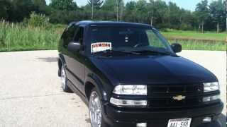For Sale : 2002 Chevy Blazer Xtreme/ Audio Demo