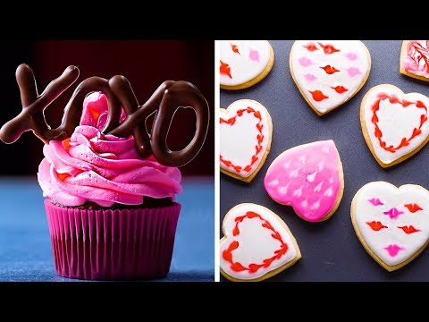 Hack Your Way to Romance with These Cute Valentines Day Desserts! So Yummy