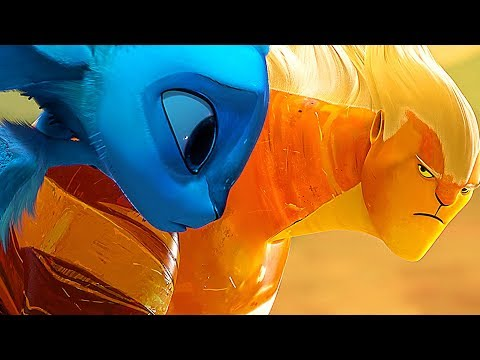 MUNE : GUARDIANS OF THE MOON Trailer ✩ Animation, Movie HD (2017)