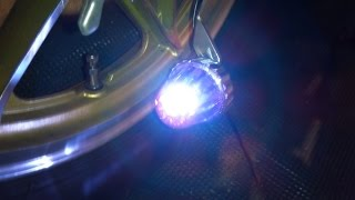 ミスティ製LED暴走ランプ装着例 (リレーは書類入れの中に収納) S・P・...