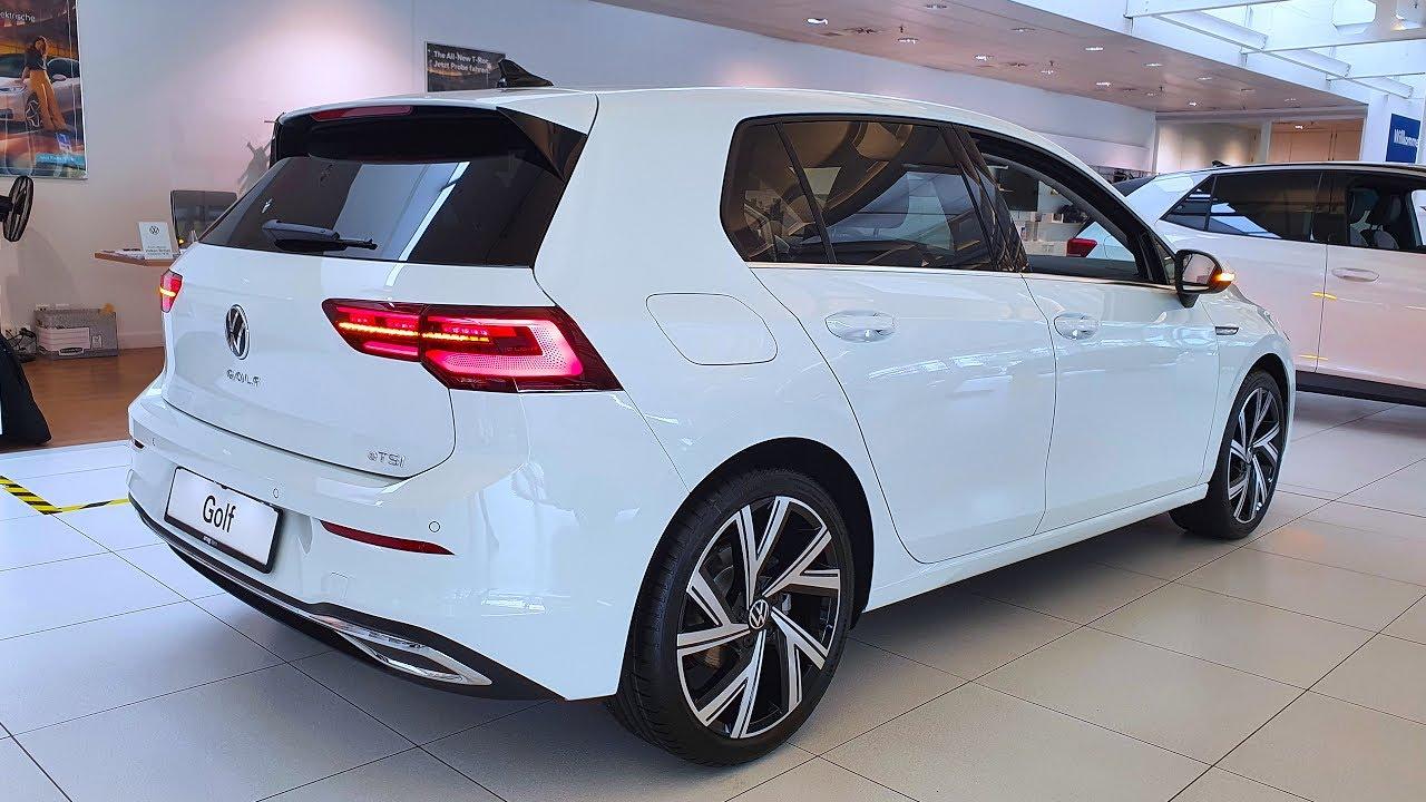 New Volkswagen Golf 8 Style 2020 Youtube