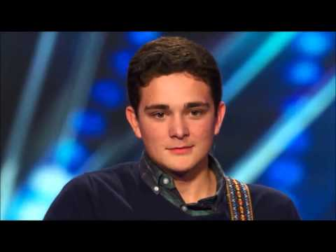 Americas Got Talent 2014 Audition  Jaycob Curlee deserves the world