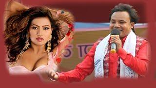 Basanta lamsal New lok Dohori Song Dohori Sanjhama Aau Hai | Basant &Laxmi Basnet ft: Alina &Bijaya
