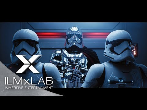 """""""Reflections"""" – A Star Wars UE4 Real-Time Ray Tracing Cinematic Demo 
