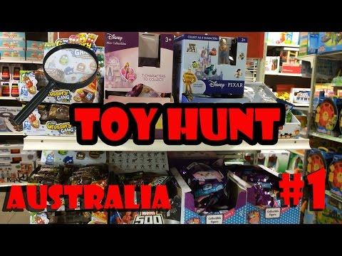 Australian Toy Hunt #1 - Target, K-Mart, Shopkins, Lego, Grossery Gang  | Birdpoo Reviews