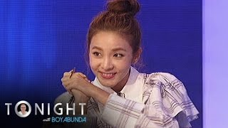 TWBA: Why does Sandara Park returns to the Philippines?