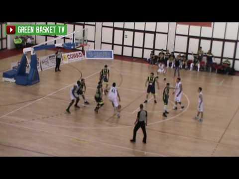 C Silver, Fase Nazionale, 3^ giornata: Green Basket-Basketball Lamezia 84-75