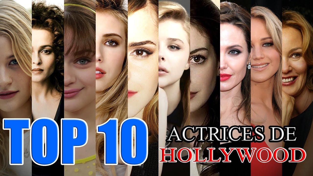 Top 10 tetas en Hollywood