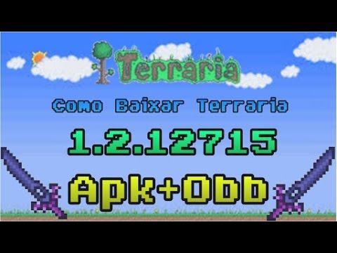 Terraria Android Apk + Descarga 1.2.12715...