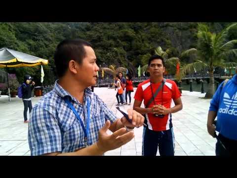 Ha Long Bay Cruise Tour Guide Duc