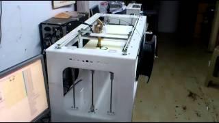 MegaBot 3D Printing Part 2