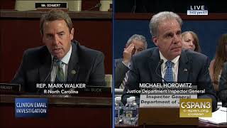 6-19-18 Mark Walker (R-NC)Questions DOJ IG.mp4