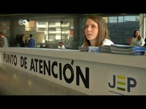 Inaugurada la Jurisdicción Especial para la Paz en Colombia