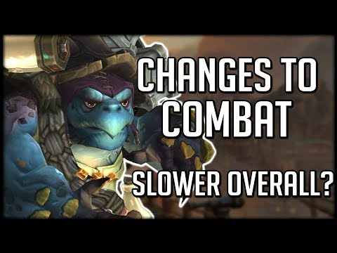 GCD Changes in BFA - Are Blizzard SLOWING DOWN Combat? | WoW
