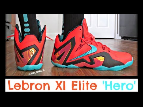 lebron 11 elite hero