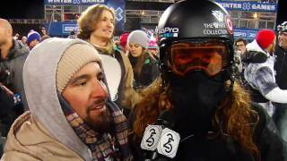 2012 X Games Pipe Finals - TransWorld SNOWboarding