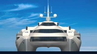 X-ONE PROJECT  CATAMARAN 59M