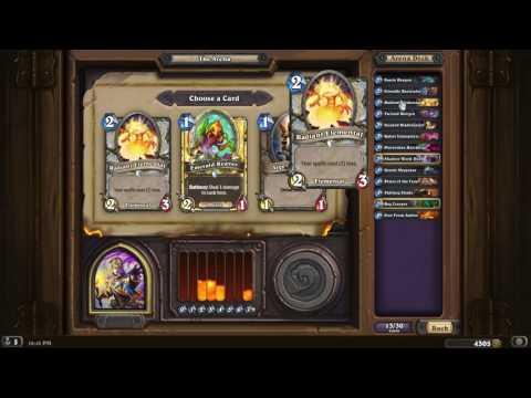 [Archive Hearthstone 109] Hearthstone: Fireballs With Euchre