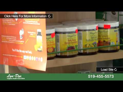Lyn-Dys Organic Health Food Store - MEGA FOOD