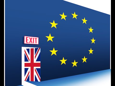 Denis MacShane - Brexit - How Britain will leave Europe!