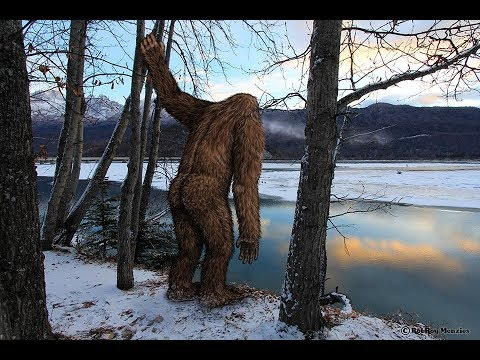 World Bigfoot Radio #52, part 2 ~ Bigfoot in New Brunswick/Leo Frank