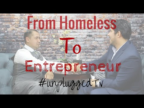 From Homeless To Entrepreneur Ep 9